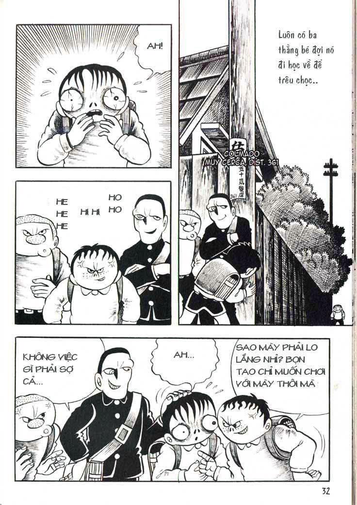 The Bug Boy chap 1 trang 28