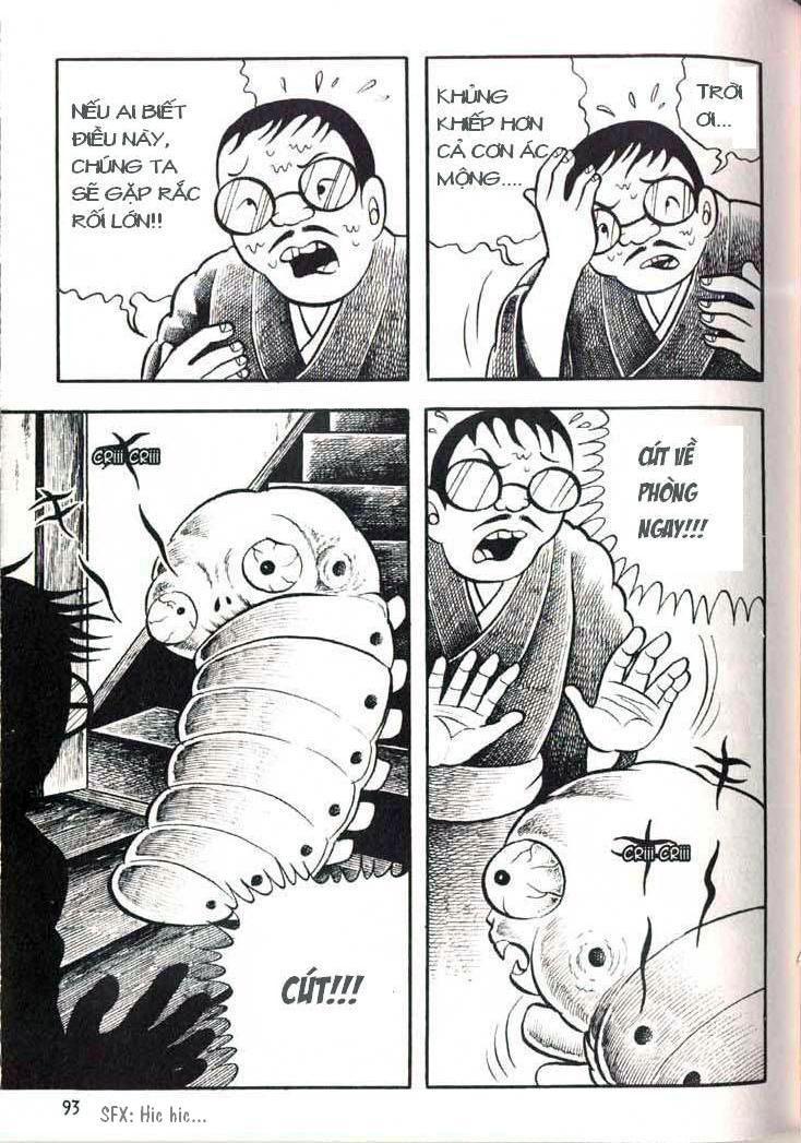 The Bug Boy chap 3 trang 32