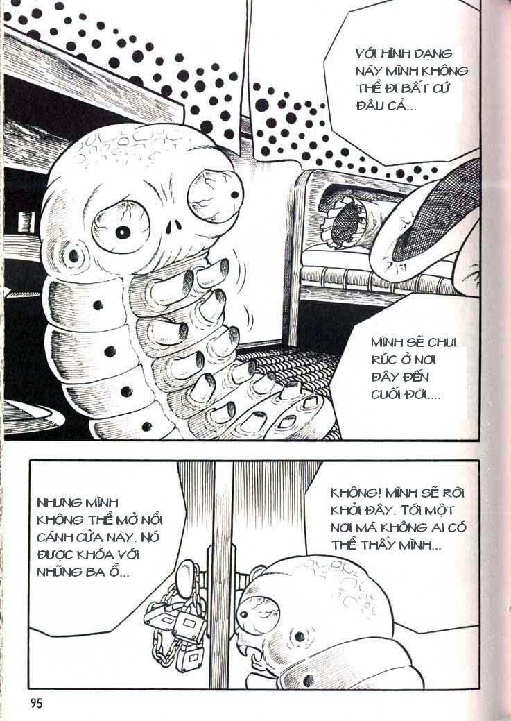 The Bug Boy chap 3 trang 34