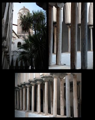 chiostro del paradiso e campanile