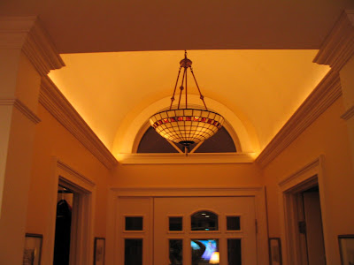 lighting crown molding. Photos: By ConcordCarpenter Lighting Crown Molding