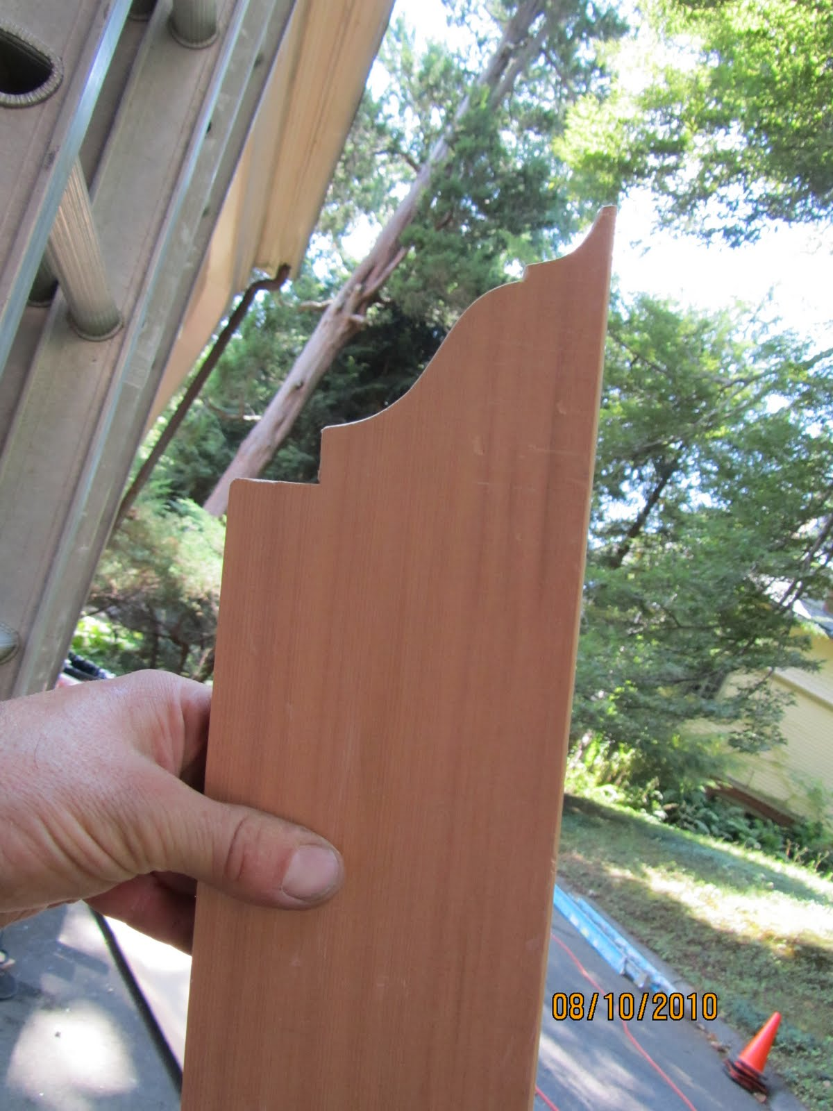 Installing A Copper Gutter A Concord Carpenter