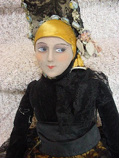 Two More Boudoir Dolls At Auction On Ebay