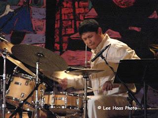 Hugo Alcazar: The Latin Jazz Corner : Best Latin Jazz Drum Kit