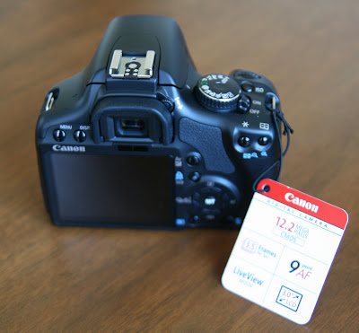 The Canon EOS Rebel XSi has arrived! | Some Life Blog