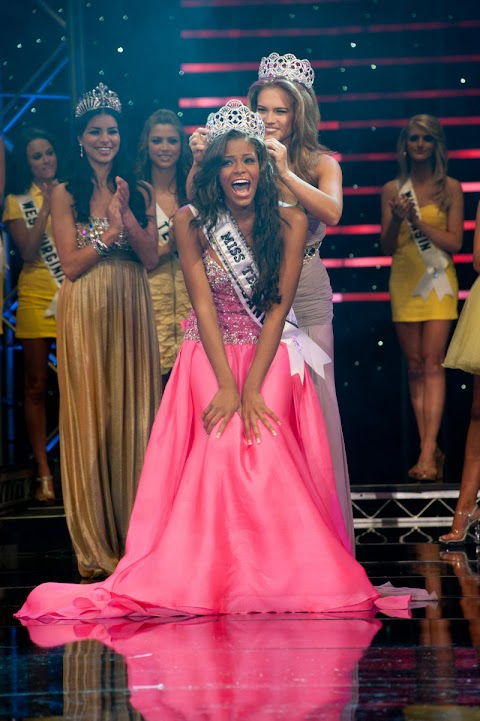 Maryland fue coronada como Miss Teen USA 2010