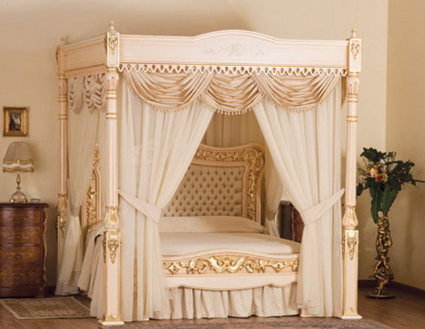 World s most expensive beds - Most expensive bedroom furniture ...