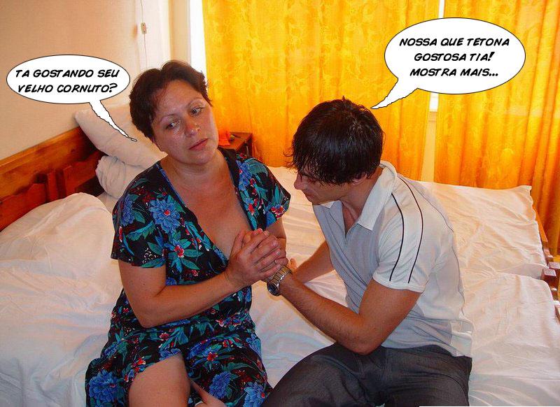 Corno libera esposa para foder na rua - 2 part 2