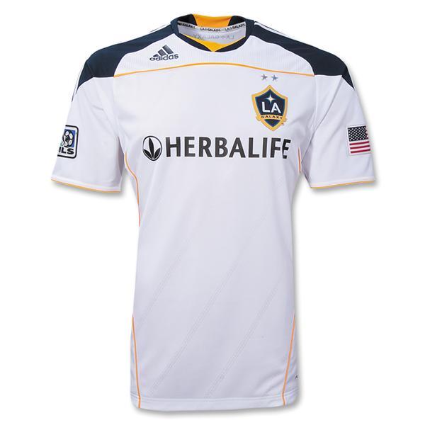 a5429d4dd5cb5 Camisetas para todos  LA Galaxy 2010