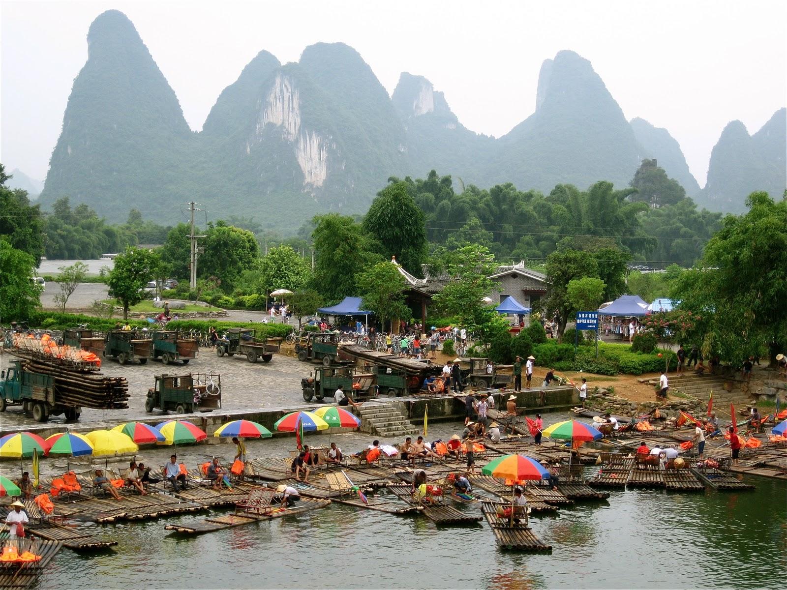 July 29 2010 Yangshuo Guangxi China