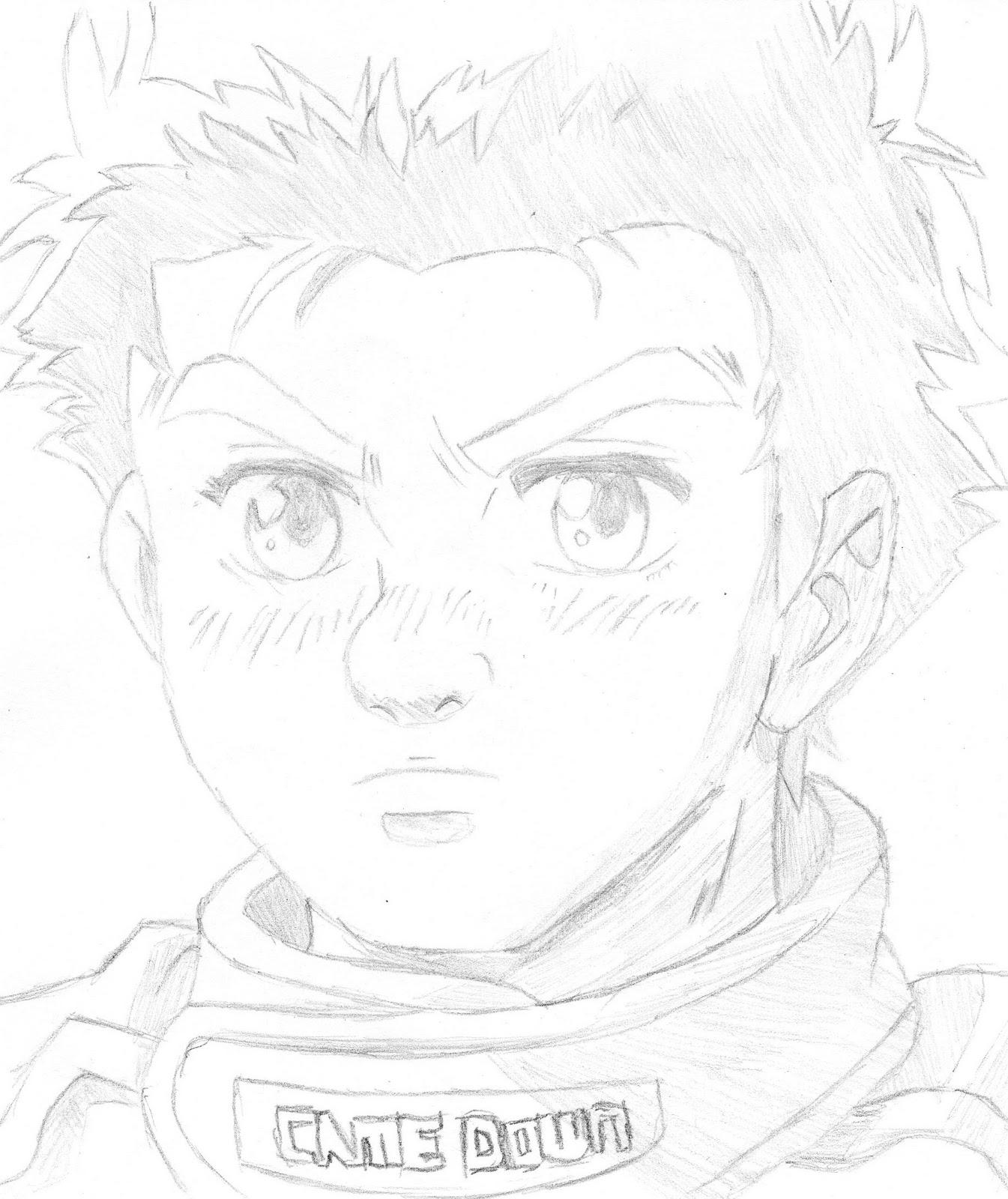 I Miei Disegni Manga Il Miglior Pilota Capeta