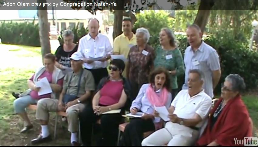 Jewish Humor Central: Adon Olam Around The World: A Do-Re-Mi