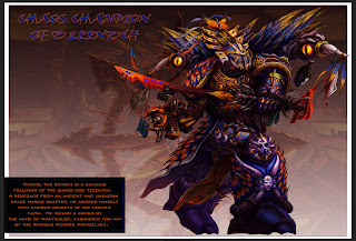 The Inexhaustible Well Warhammer 40000 Chaos Space MarinesWarhammer 40k Chaos Gods