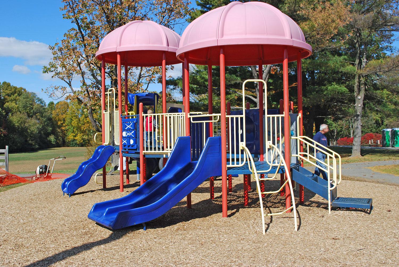 Fairfax County Playgrounds Van Dyke Park