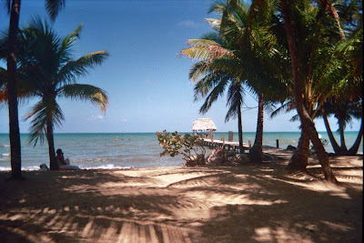 Pelican Beach Is The High End Accomodation In North Of Dangriga Belize Its A Genuine Belizean Resort That S Been Open Since Early 1970