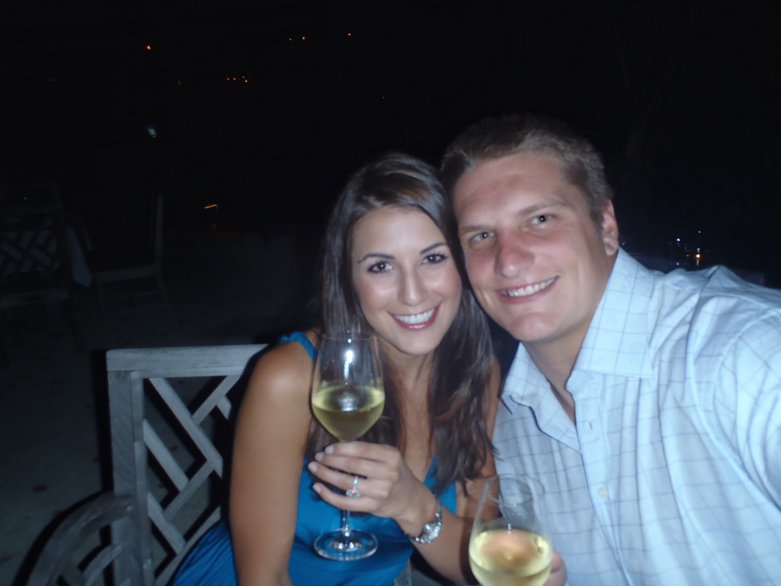 Jeff Rohrer Wedding Photos: Retired NFL Player Marries ...