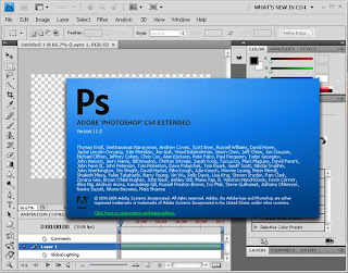 Descarga Photoshop CS4 Portátil español