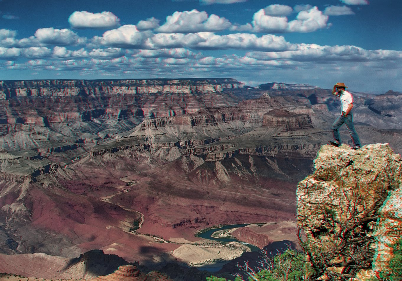 ales bravnicar's photo journal: grand canyon in 3d