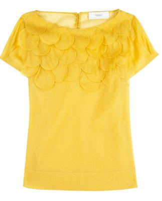 Lovely June Design Co.: i love you yellow shirt