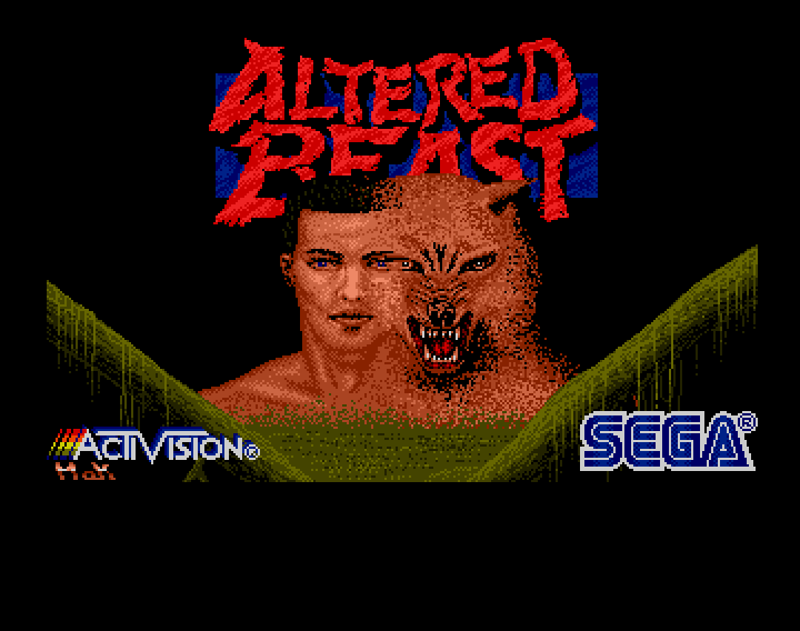 TRASH TAUKIN': Altered Beast