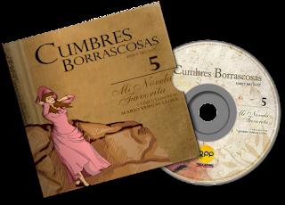 Mi Novela Favorita CD5: Cumbres Borrascosas