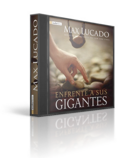 Enfrente a sus Gigantes – Max Lucado 4CDs [AudioLibro]