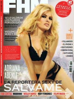 Revista FHM – Septiembre 2010