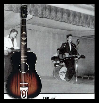 Bob Dylans Gear Stella Harmony Guitar