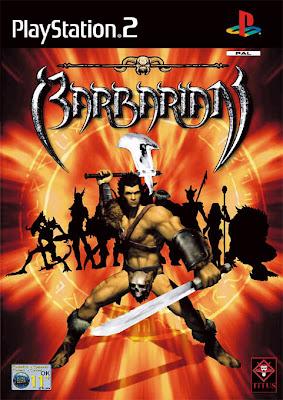 Download - Jogo Barbarian [Ps2]