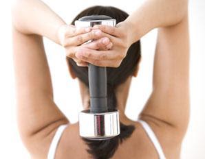 Ejercicios postura, espalda y brazos