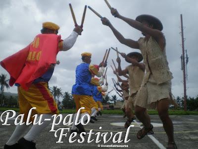 Treasures of Ilocandia and the World: Palu-palo Festival of
