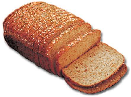 Roti tawar gandum untuk diet Rendah Kalori