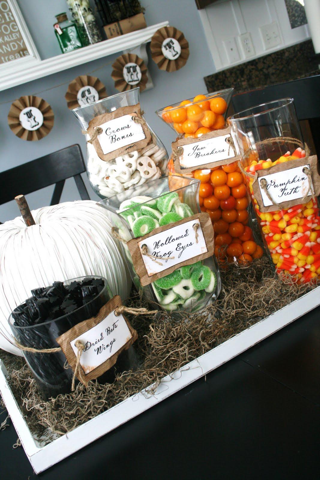 Copy Cat Crafts Halloween Displays