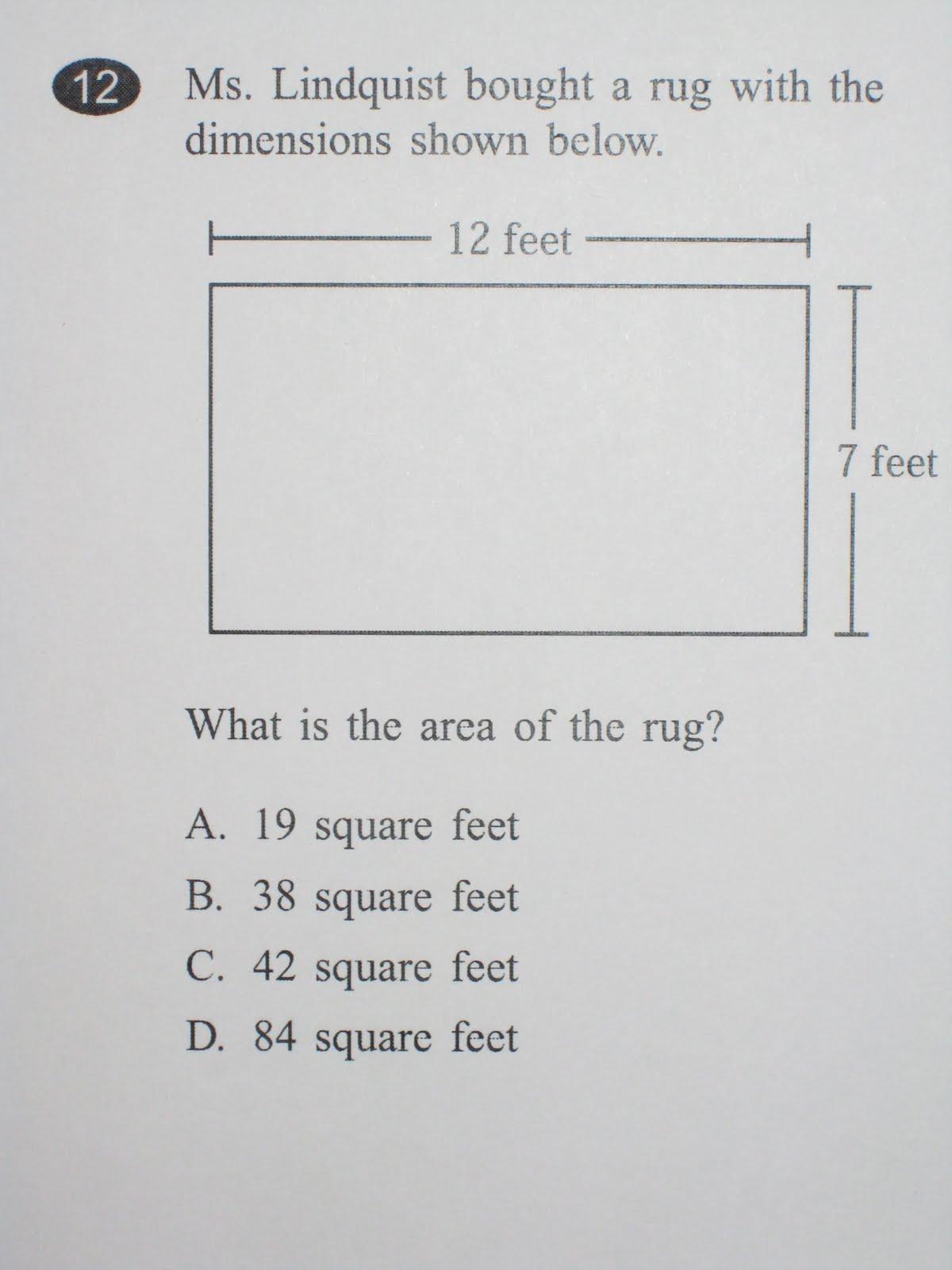 Michael J Perkins School Blog 5th Grade Mcas Math