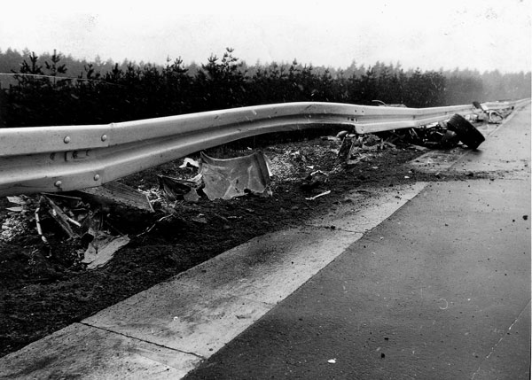 917 Crash At The Volkswagen Test Track