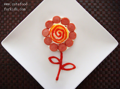 Fun Flower Recipes