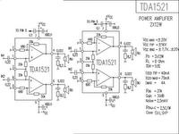 tda audio amplifier