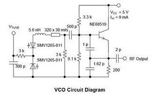 Pleasant Electro Circuit Schema Datasheet Broadband Colpitts Vco For Tv Tuner Wiring Cloud Strefoxcilixyz