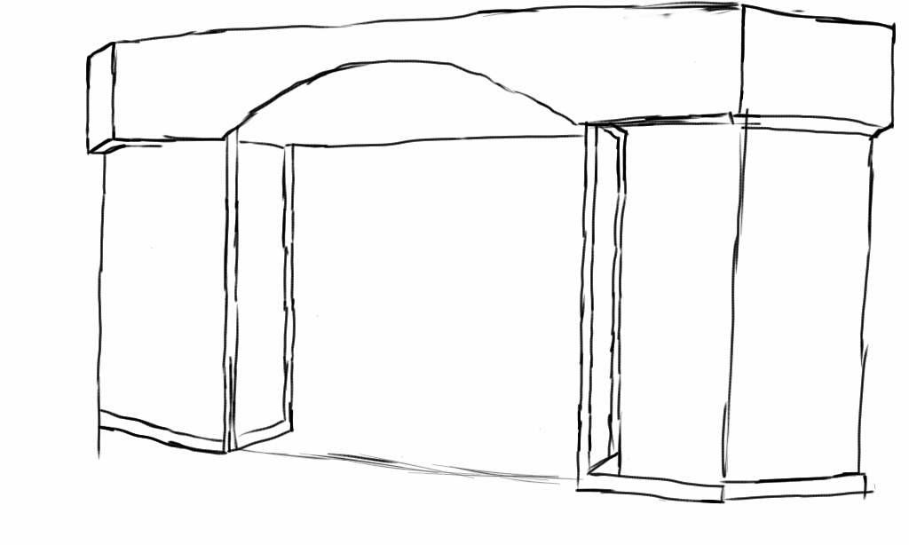 Drafting services: Sketching