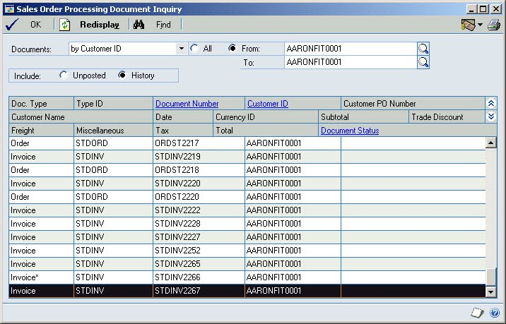 Completely Removing a Posted SOP Invoice From Dynamics GP