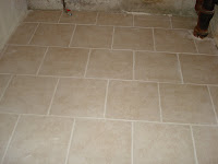 Brick Pattern Ceramic Tile