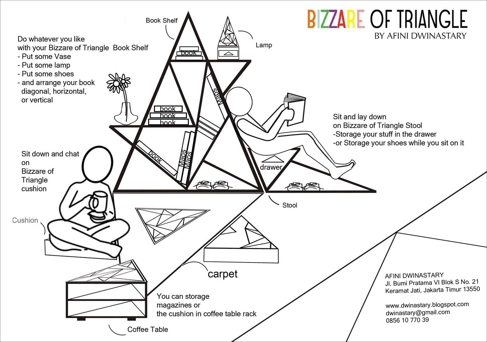 teeth.garden.party: Bizzare of Triangle