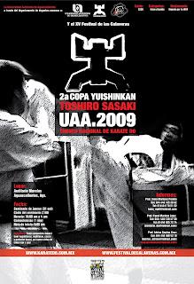 Yuishinkan México: Copa Yuishinkan UAA 2009  Yuishinkan Méx...