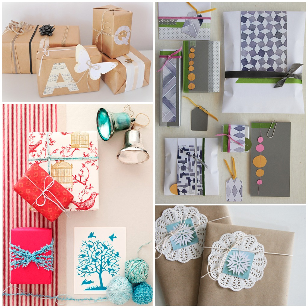 Packaging Inspiration: Down And Out Chic: Holiday Packaging Inspiration