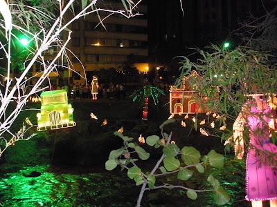 Caliescali Alumbrado De Navidad En Cali 2009