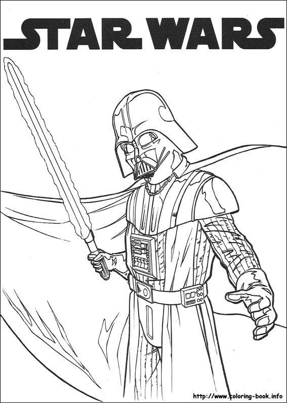 auntie lolo crafts: free star wars coloring pages