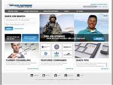 <b>Portal Helps Vets, Reserves, Guardsmen Land Jobs</b>