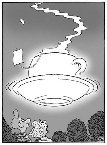 FLYING TEACUP