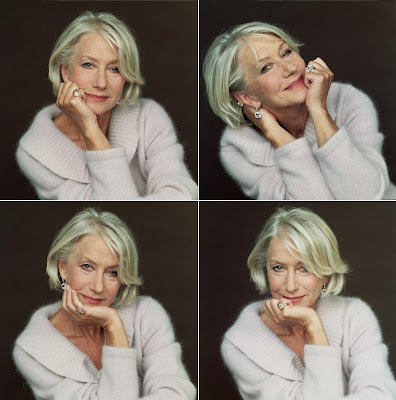 CLICK for the divine inspiration that is Helen Mirren