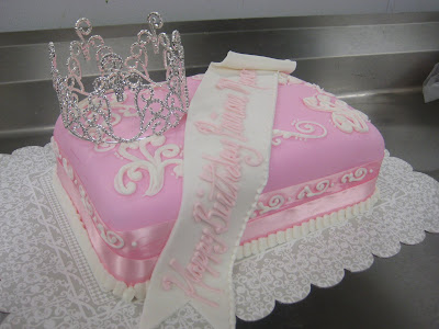 Cakes By Nancy Pageant Cake